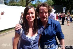 Chelsea Flower Show 2012 oraz niesamowite spotkanie z Diarmuid'em Gavin'em