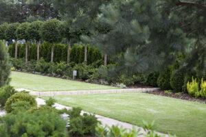 Ogród inspirowany estetyką zen