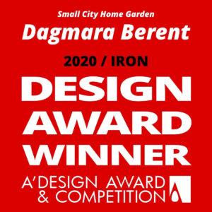 Zdobyliśmy międzynarodową nagrodę A'DESIGN AWARD